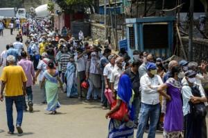 印度疫苗供应不足接种计划受到影响